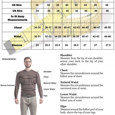 How to Measure Your Body – Ensane Complete Guide for Men