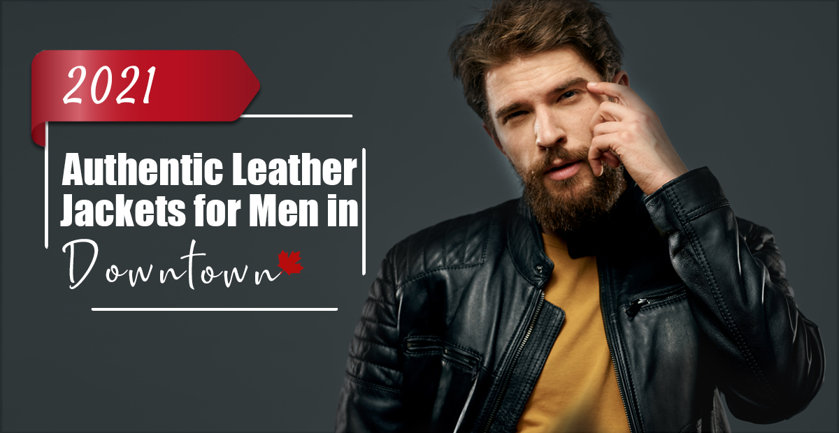 5 Impressive  Leather Jackets for Women in Downtown