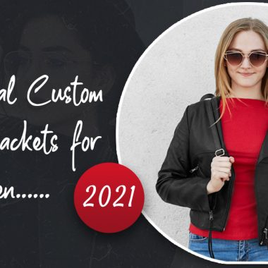 Economical Custom Leather Jackets for Women in 2021