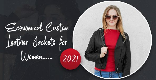 Custom leather jackets for women