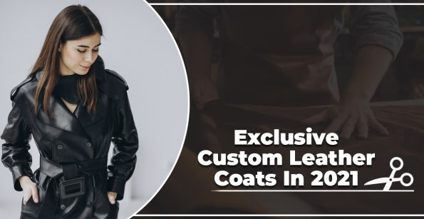 Custom leather coats
