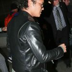 Bruno Mars Leather Jacket 02