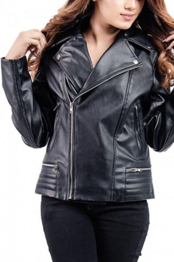 Riverdale Southside Serpents Leather Jacket For Women