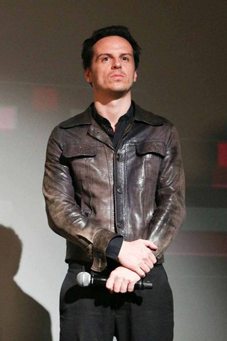 Andrew Scott Leather Jacket 2