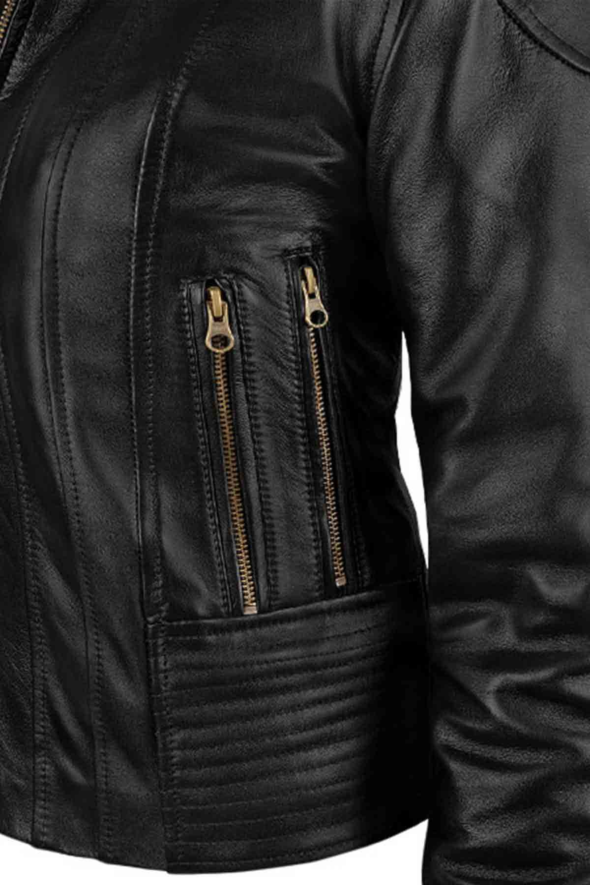 Transformers 2 Leather Jacket