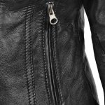Sarah Connor Terminator Genisys Leather Jacket